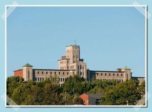 Moncton University - Edmundston - New Brunswick
